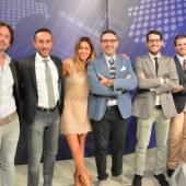 Squadra telePAVIA dal 2016