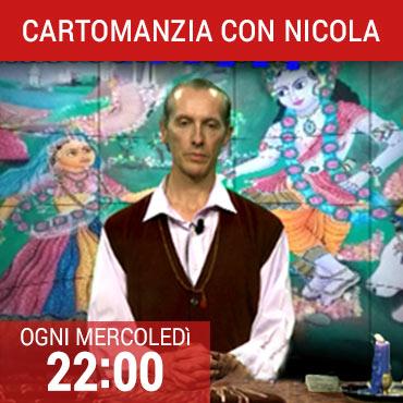 Cartomanzia con Nicola in diretta tv
