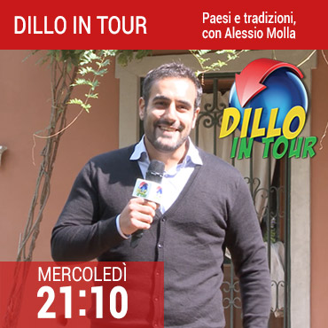 Dillo in Tour con Alessio Molla