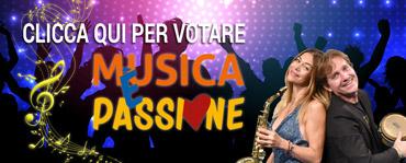 Vota per la sfida di Musica è passione