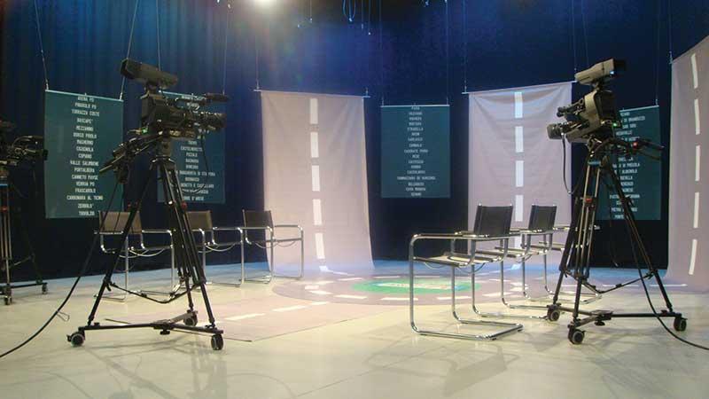 studi e tecnologia: Studio televisivo