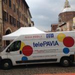 Regia mobile TelePavia