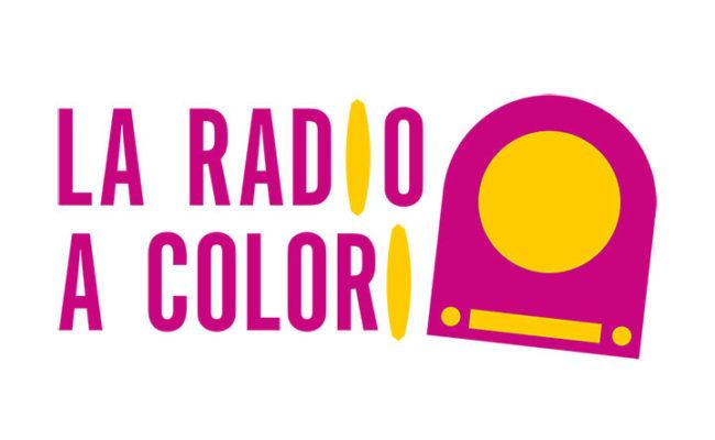 La radio a colori: logo programma musicale