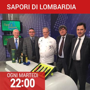 Sapori di Lombardia: trasmissione enogastronomica sui prodotti dop e igp della lombardia