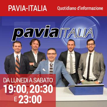 PAVIA-ITALIA, il Tg di telePAVIA