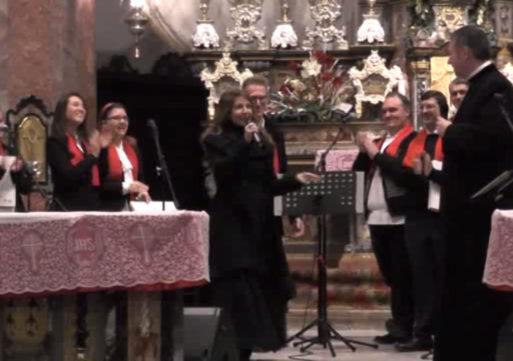 Buon 2017 da Cristina D'Avena: a San Giorgio il concerto con il coro Calliride