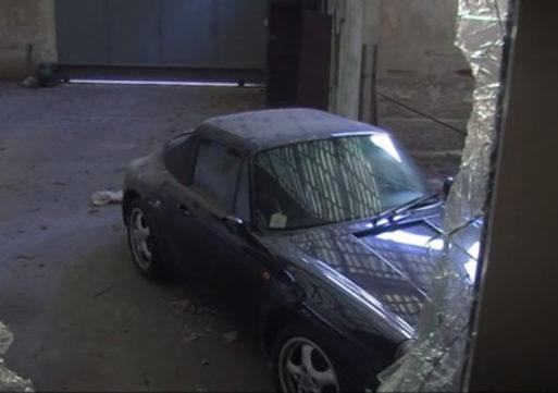 Pavia, l'ex Mondino rifugio di sbandati. E spunta pure una Porsche…