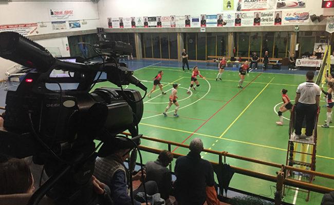 Sport in campo: telecronaca-evento sportivo pavese