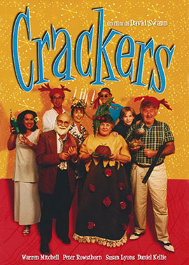 Crackers, locandina