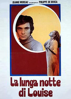 LA LUNGA NOTTE DI LOUISE, locandina