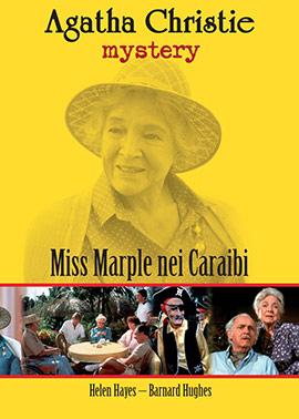 MISS MARPLE NEI CARAIBI, LOCANDINA