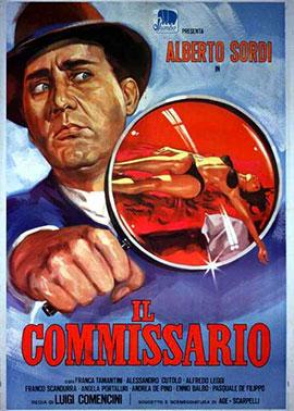 il-commissario-locandina