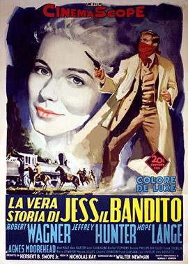 La vera storia di Jess il bandito, locandinalocandina