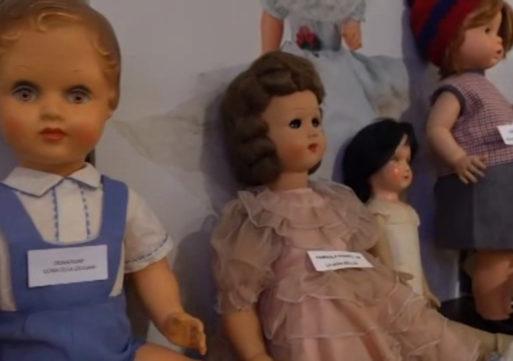 Il museo delle bambole di Santa Giuletta rischia di chiudere