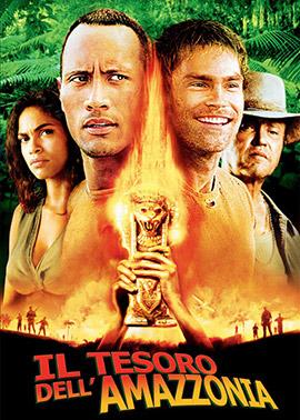 Il tesoro dell'Amazzonia, locandina
