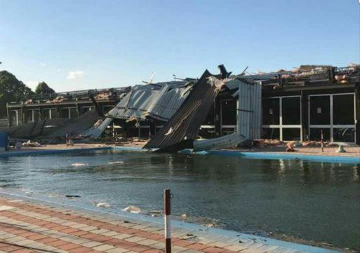 Gravi danni in Lomellina a causa del vento