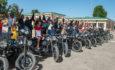 Sulla via della seta e del riso: l'impresa motociclistica dell'imprenditore Dario Scotti