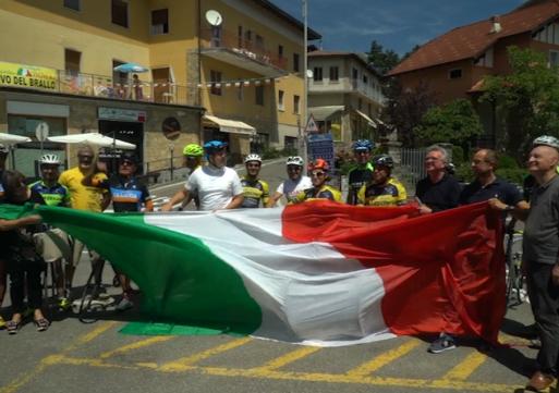 Il futuro della montagna passa (anche) dalla bici? L'Appennino bike tour ferma al Brallo