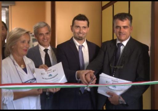 Gli esperti del San Matteo all'ospedale di Vigevano, inaugurato il primo laboratorio