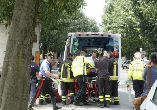 Voghera, è morto il pensionato trovato avvolto dalle fiamme sul greto del torrente