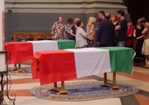 Nizza un anno dopo: famiglia e città ricordano le vittime vogheresi