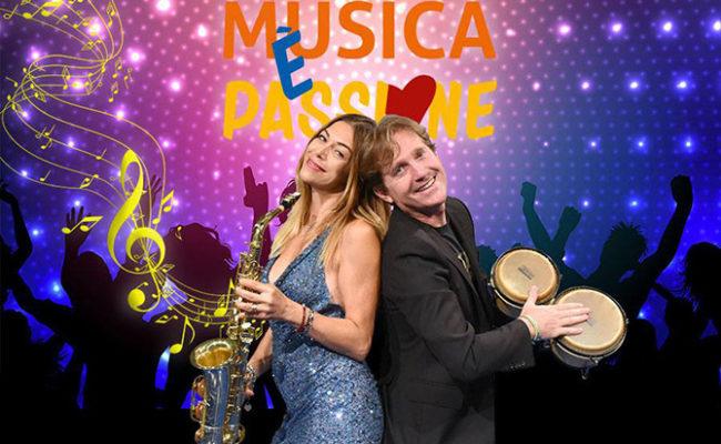 Musica è passione: Mariarosa Aurelio e e Marco Clerici