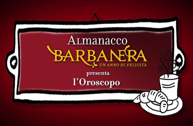 OROSCOPO DI BARBANERA