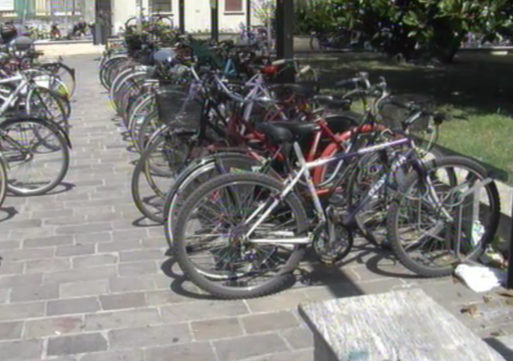 Pavia, bici all'asta a favore dei più bisognosi