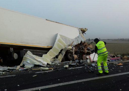 Incidente in A21, traffico in tilt sulla via Emilia