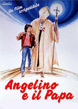 ANGELINO E IL PAPA, locandina