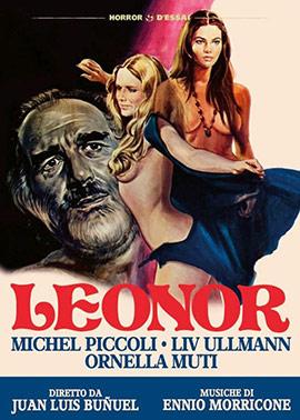 leonor, locandina