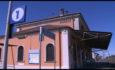 In treno da Vercelli a Robbio per rapinare una banca, arrestato