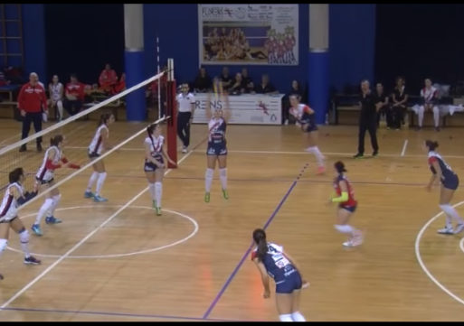 Volley B1, Florens all'esame Pinerolo