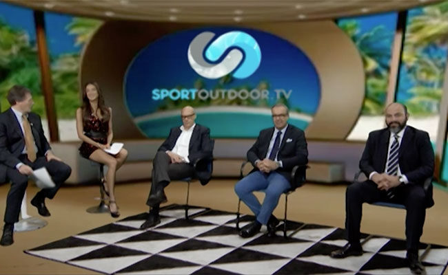 S4, talk di sport outdoor