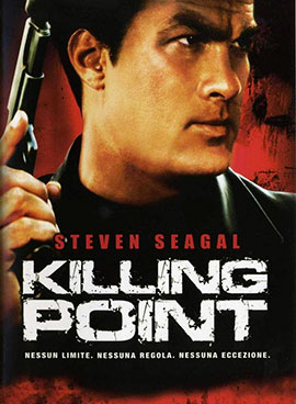 killing point, poster